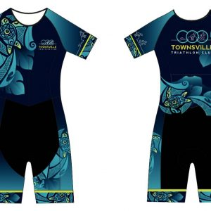 TTC Tri Suit Sleeved