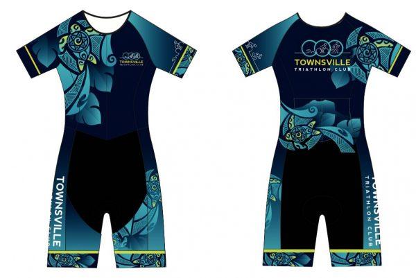 TTC Tri Suit Sleeved